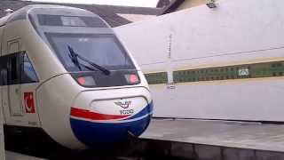 Yüksek Hızlı Tren (YHT) 250 km/h Eskişehir-İstanbul