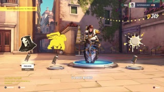 Overwatch Hanzo Free Fly