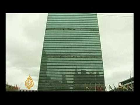 African Union urges UN to help Somalia - 24 Jul 08