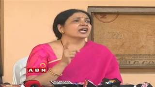 Jeevitha Rajasekhar Press Meet On Sri Reddy Issue, Activist Sandhya Allegations | ABN