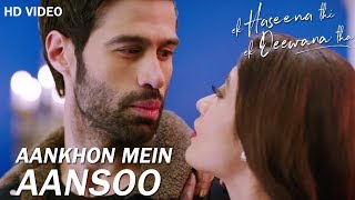 Aankhon Mein Aansoon with Lyrics  Nadeem Palak Yas