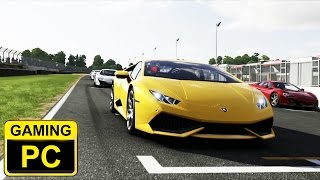 Forza Motorsport 6 APEX Open Beta PC GAMEPLAY 60FPS Max Settings