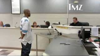 DMX Spazzes Out During Court Hearing