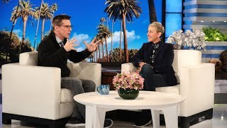 Sean Hayes and Ellen Have a 'Battle of the Gays'