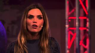 More than Words: Kim Feenstra at TEDxAmsterdamWomen