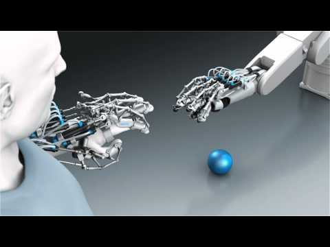 The ExoHand from Festo -- an active manual orthosis with sensitive fingers