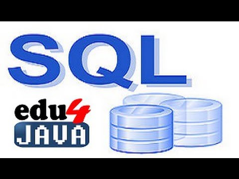 Video Tutorial 1 SQL in english. Install MYSQL and first SQL queries with MySql Workbench