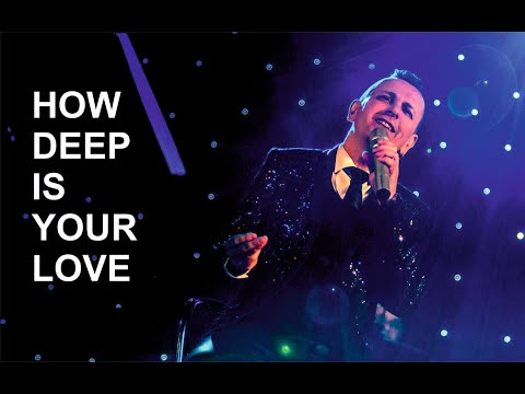 Jiří Ševčik + PIRATE SWING Band - How Deep Is Your Love (live)