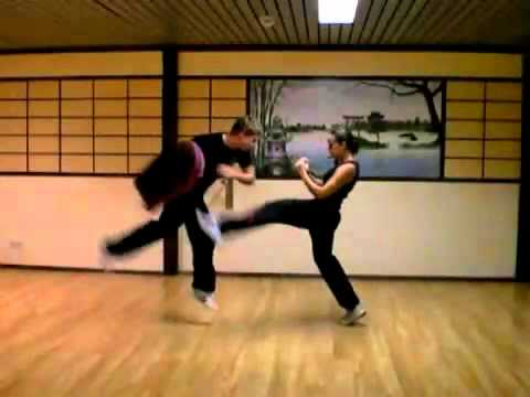 Wing Tsun Women fight Back! Best female Wing Tsun FIGHTER