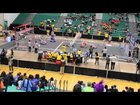 2014 Monty Madness – Qualification Match 31