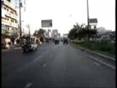 Pattaya, Sukhumvit Road