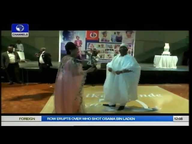 Metrofile: Chief Mrs Nike Akande's Grand 70th Birthday Celebration