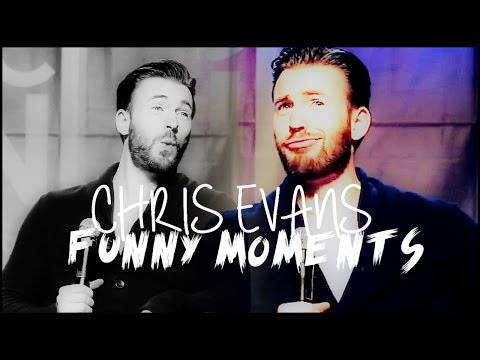 chris evans | funny moments! (2015/2016)