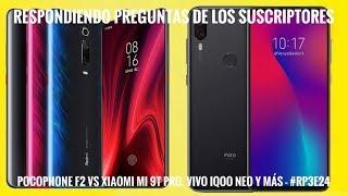PocoPhone F2 vs Xiaomi Mi 9T Pro, Vivo IQOO Neo y más - #RP3E24
