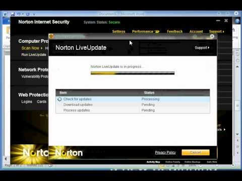 Free Norton Internet Security 2011 Upgrade