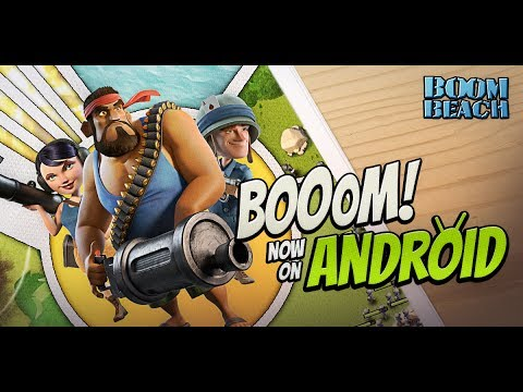 Boom Beach APK Cover