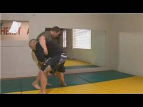 MMA Grappling & Takedowns : Best Double-Leg Takedown in MMA Training Image 1