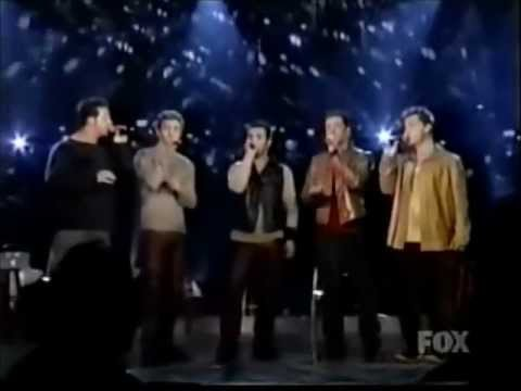 Nsync All i want it's you this christmas
