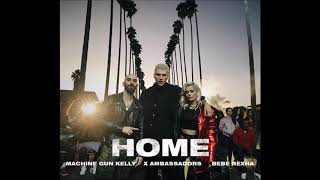 Download Lagu Machine Gun Kelly, X Ambassadors & Bebe Rexha - Home (Chords & Melody MIDI's By AS) Gratis STAFABAND