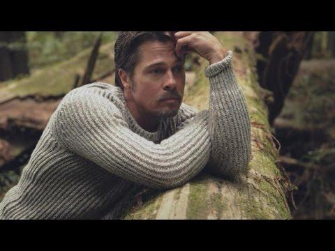 Brad Pitt: 'I Don't Suck at Being a Dad'