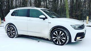 2017/18 VW Tiguan R-Line walkaround