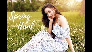 Feminine Spring Haul    Try On 🌸 (봄하울)