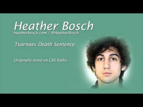 Tsarnaev Death Sentence