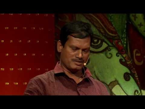 Arunachalam Muruganantham: How I invented a sanitary napkin-making machine