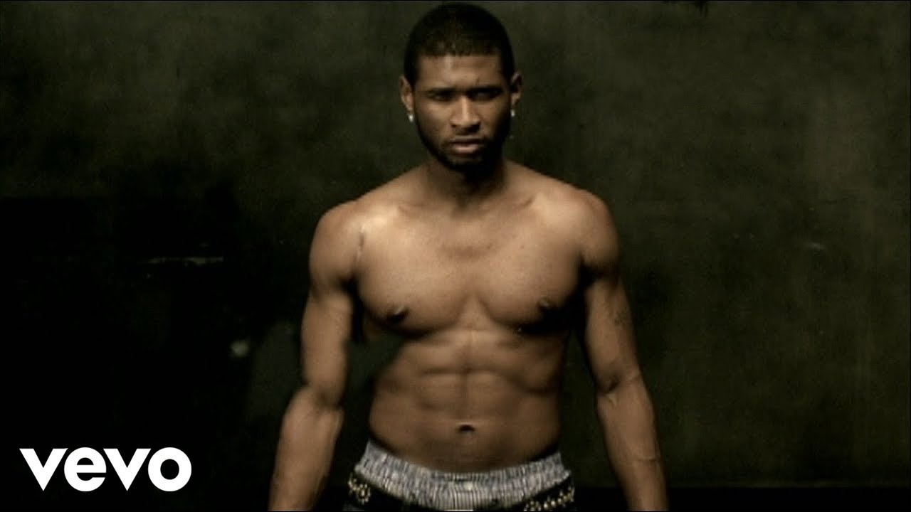 Usher Confessions Album Cover Usher - Confessions  Pt  II