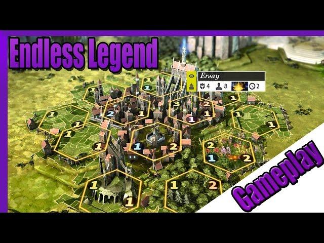 Руководство запуска: Endless Legend по сети