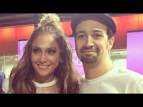 EXCLUSIVE: Jennifer Lopez Opens Up About 'Senseless Violence' and Talks Lin-Manuel Miranda Duet