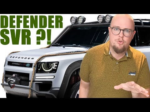 Une VRAI version OFF-ROAD pour le  DEFENDER 2020 ?!