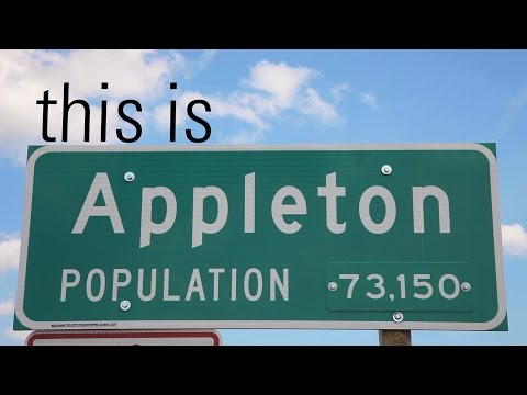 This is Appleton