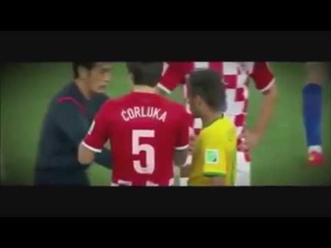 TRUE Story: How Brazil beat Croatia (3:1) - NIshimura 12th player!
