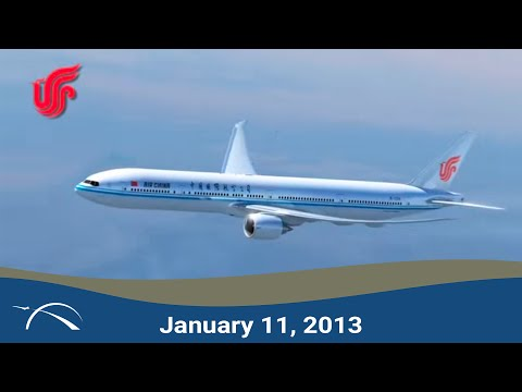Air China Expanding to Houston