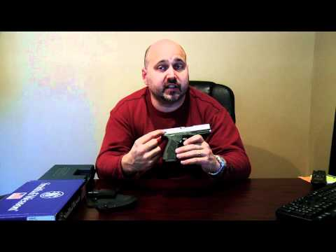 Bersa BP9CC w/ Holster Review 2nd Opinion Carry Concealed Show