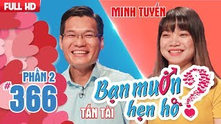 The man suddenly changes his mind because of the working hours| Tan Tai - Minh Tuyen|BMHH 366 😱