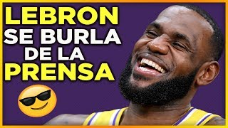 LeBron James aclara los problemas con Los Angeles Lakers | Proximo Entrenador. NBA Lakers En Español
