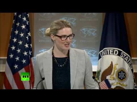 State Dept. accuses Russia of firing artillery into Ukraine, provides no evidence