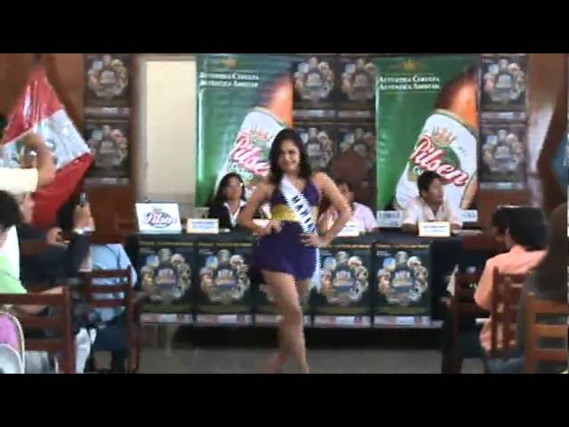 Presentacion Candidatas Miss Chepén y Miss Teen Chepén mpg