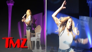Wendy Williams Goes Off … The Stage!