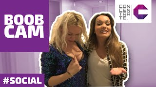 De BOOBCAM test van Bobbie en Bibi! - CONCENTRATE