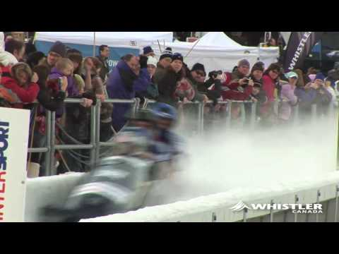 Compilation of all the 2009 FIS World Cup events, Whistler BC