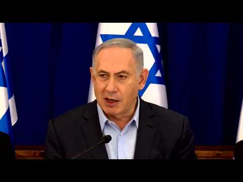PM Netanyahu's Full Remarks at Special Cabinet Meeting at the Golan Heights