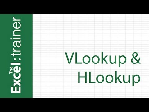 how to work on vlookup