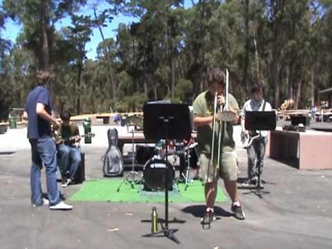 Hillsdale High School Ska Band