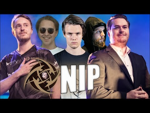 NIP After Roster Changes (CS:GO)