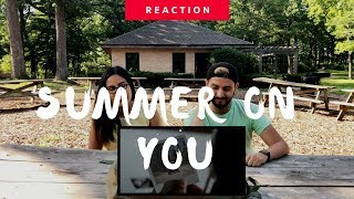 Prettymuch Summer On You Official Audio Reaction The Millennial Chisme