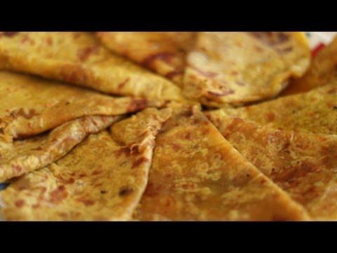 Puran Poli - Diwali Recipe