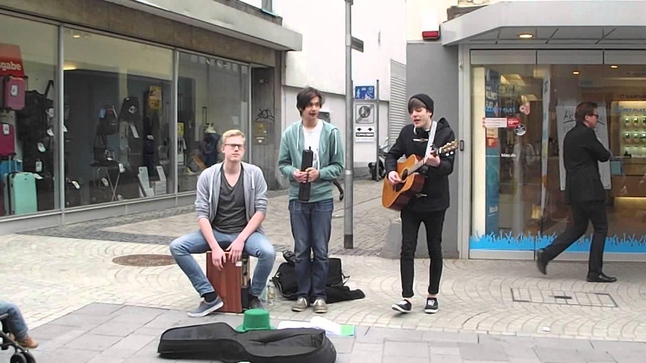 Ein Kompliment Cover Stra 223 Enmusiker In Aschaffenburg Youtube